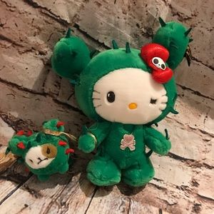 Sanrio Other - Limited Edition Tokidoki Hello Kitty Sandy Plush